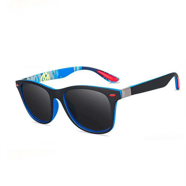 Brand Design Polarized Sunglasses Men Women Driver Shades  2