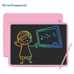 Enotepad 11 дюймовый ЖК-планшет для письма нетоксичный коврик для Doodle повторное использование Интеллектуальный бизнес планшет для бизнеса