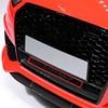 3D ABS Car Stickers Auto Grille Emblem Quattro Decals for Audi A3 A4 A5 A6 A7 A8 Q3 Q5 Q7  Car Exterior Styling Decoration 1