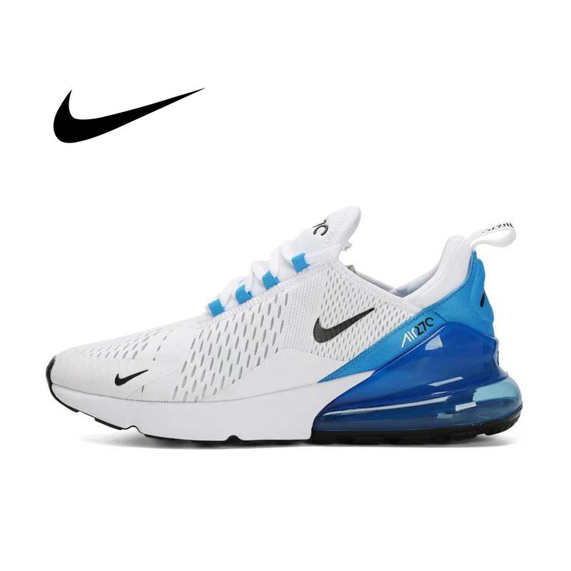 Nike Air Max 270 Man Running Shoes Air Cushion Breathable Anti-slip Shock Absorbing Outdoor Sport Sneakers 2019 New AH8050-020