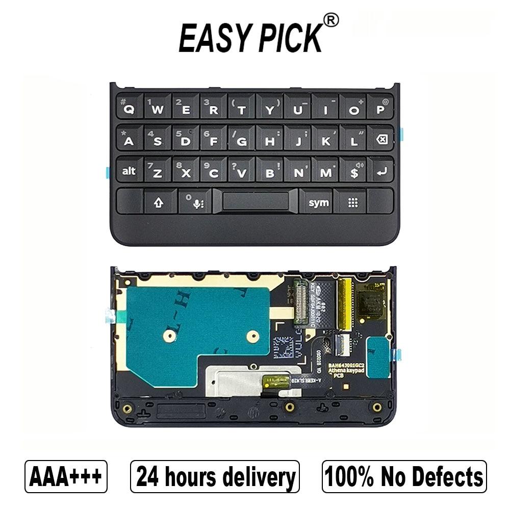 Pour Blackberry Key 2/Clé Deux/Key2 BBF100 1 BBF100 2 BBF100 4 BBF100 5 BBF100 6 BBF100 8 BBF100 9 Téléphone clavier BoutonClaviers de téléphone portable   -