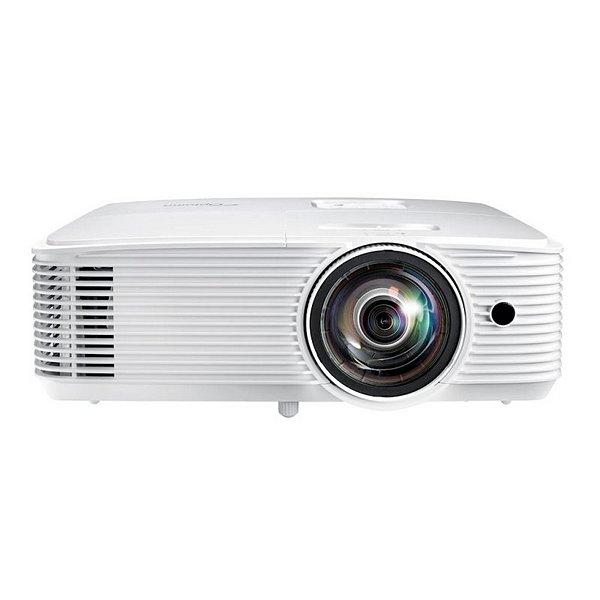 Проектор Optoma W308STe 3600 лм WXGA HDMI белый