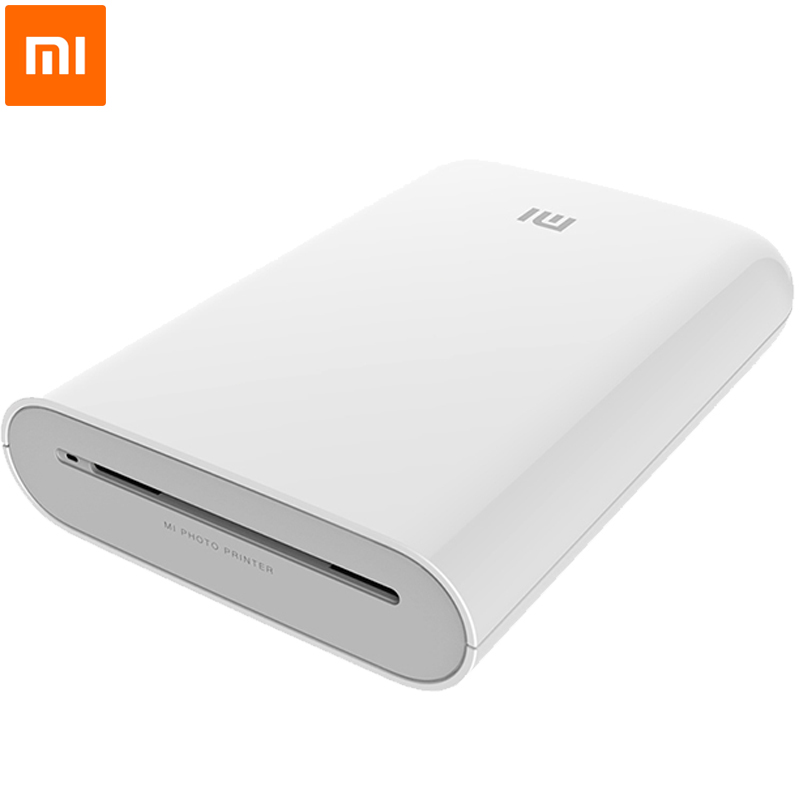 Xiaomi AR Photo Printer 300dpi Mini Protable Thermal Picture Photo Printer Peripage Bluetooth Pocket Printer For Android Phone