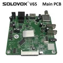SOLOVOX применимо к SOLOVOX V6S VONTAR V10 SMBOX V9S PLUS запасная материнская плата ремонт оригинальной материнской платы PCBA