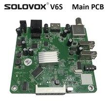 Solovox Áp Dụng Cho Solovox V6S Vontar V10 Smbox V9S Plus Bo Mạch Chủ Sửa Chữa Ban Đầu Bo Mạch Chủ Pcba