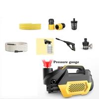 1800W Pressure Washer Car Washing Machine Foam Generator Convenient Water Pump Car Wash Water Gun For Garden Car Wash Supplies