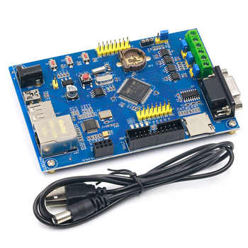 Industrial Control STM32F407VET6 Development Board RS485 Dual CAN Ethernet Networking STM32 - DISCOUNT ITEM  10% OFF All Category
