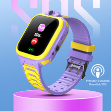 цена на Mr T16 Kids Smart Watch Waterproof SOS Call Locator Tracker Anti-lost Monitor SOS Wifi Location Waterproof Smartwatch For Kid