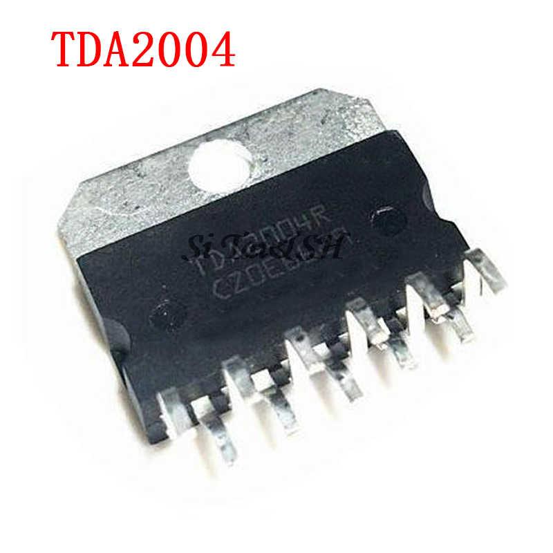 5 יח'\חבילה TDA2004 TDA2004R ZIP-11 שני-ערוץ אודיו מגבר כוח IC