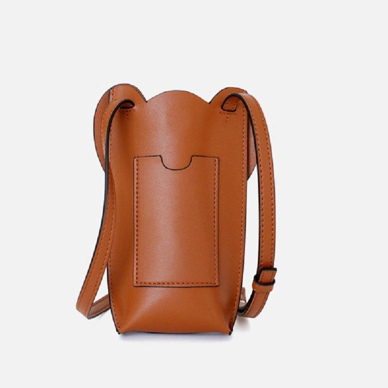 couro genuíno aleta pouco bolsa bolsas