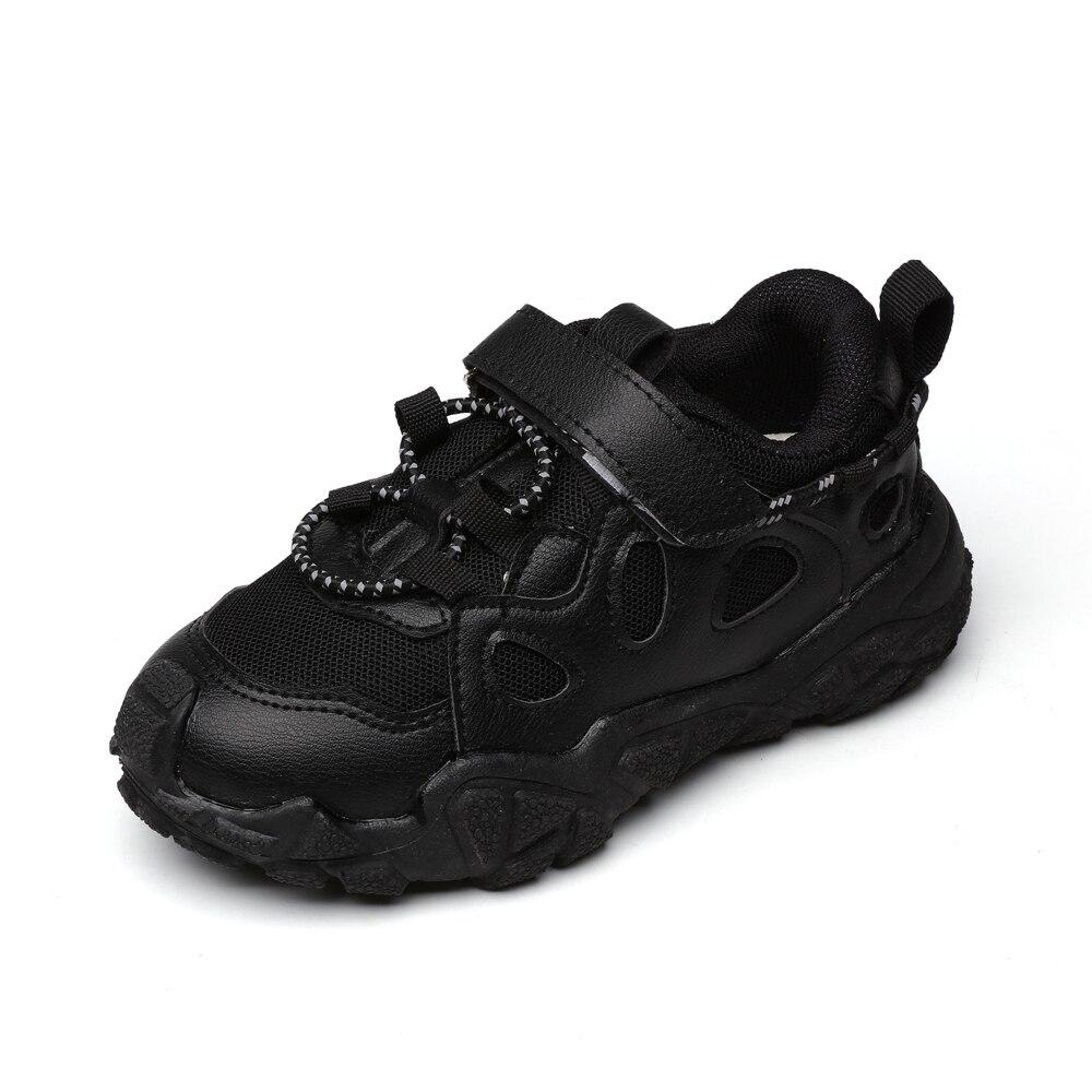 Kids Sneakers For Children Shoes Kids Sneakers Boys Casual Shoes Girls Sneakers Breathable Hook&Loop tenis infantil menino 2019|Sneakers| |  - title=