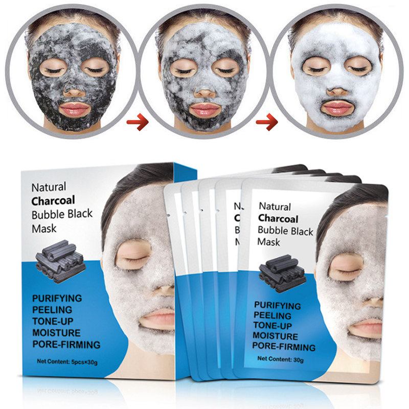Moisturizing Plant Extract Face Mask Whitening Collagen Essence Korea Facial Mask Hydrating Facial Patch Skin Care Tool