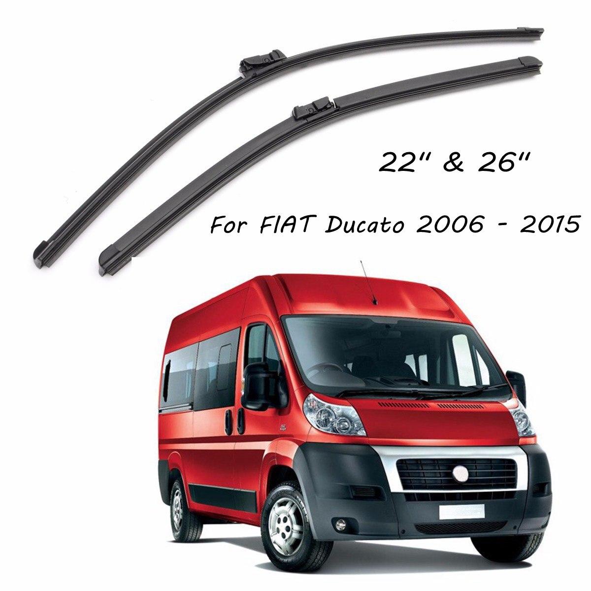 Щетки стеклоочистителя для FIAT Ducato 2006-2015, 22 и 26 дюймов
