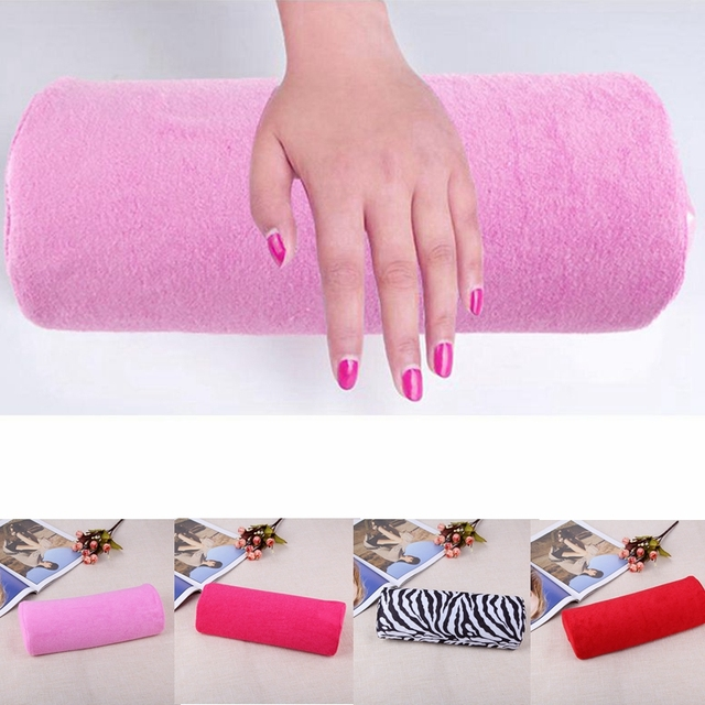 Nail Art Hand Rest Pillow 1