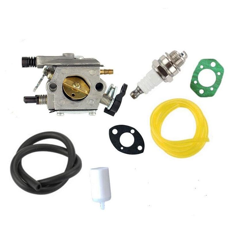 Carburetor For Husqvarna 51 50 55 Fuel Filter 503281504 # Walbro WT-170-1 WA-82