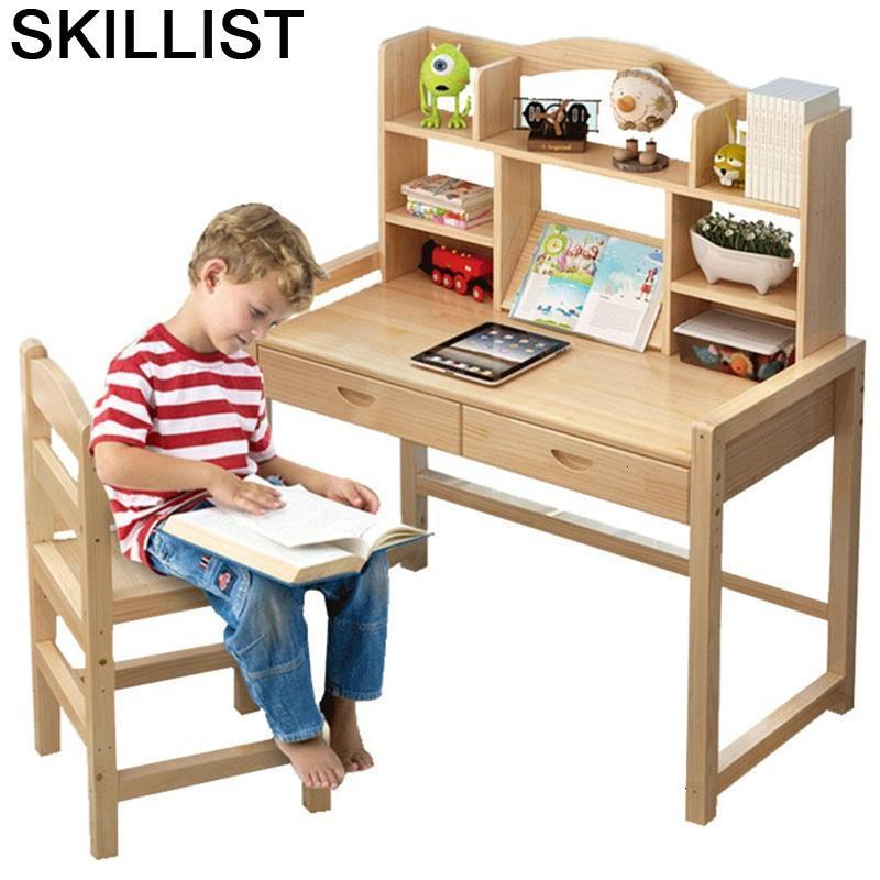 Mesa De Estudio Desk Avec Chaise Tavolo Per Bambini Baby Mesinha Infantil Adjustable For Kinder Bureau Enfant Study Kids Table