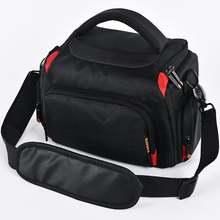 Fosoto dslr модная сумка через плечо для цифровой видеосъемки