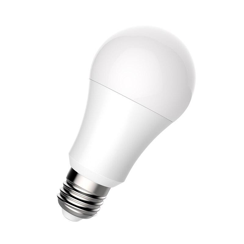 Image 5 - Lonsonho 2PCS E27 Tuya Wifi חכם אור LED הנורה מנורת RGB + W + C 9W חכם חיים אפליקציה טיימר דימר תואם Alexa Google בית-במודולים אוטומטיים לבית מתוך מוצרי אלקטרוניקה לצרכנים באתר