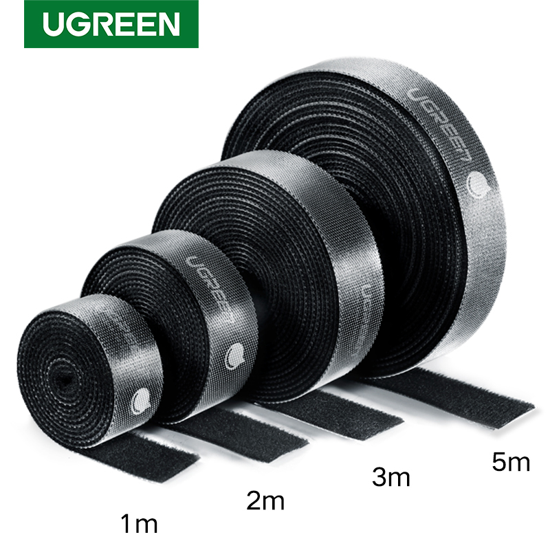 Ugreen <font><b>Cable</b></font> <font><b>Organizer</b></font> <font><b>Wire</b></font> <font><b>Winder</b></font> <font><b>Clip</b></font> <font><b>Earphone</b></font> <font><b>Holder</b></font> Mouse Cord Protector HDMI <font><b>Cable</b></font> Management For iPhone Samsung USB <font><b>Cable</b></font> image