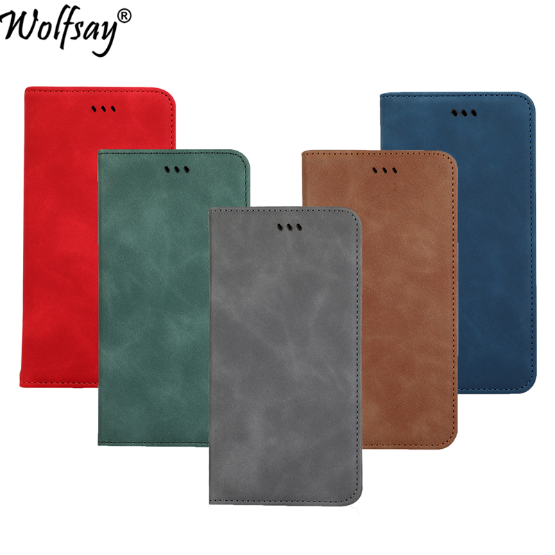 For Cover LG Stylo 4 Case Filp Wallet PU Leather Case For LG Stylo 4 Luxury Case For LG Q Stylo 4/ Q Stylus 4 Q710MS Cover Book