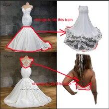 Liyuke vestidos de boda con enlace personalizado, según la solicitud del cliente, gastos de aduana, contáctanos antes de comprar