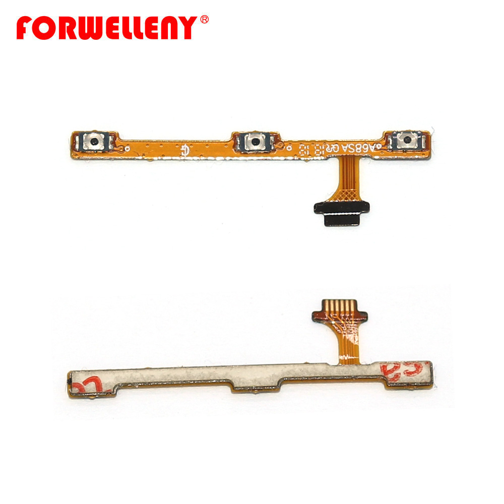 For ASUS ZenFone Max Pro(M1)(ZB602KL) Power Volume Control Side Switch Button Key Flex Cable