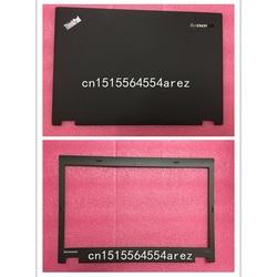 Nuovo Originale del computer portatile Lenovo ThinkPad T440P LCD posteriore di caso della copertura posteriore + LCD Bezel Copertura 04X5423 04X5424