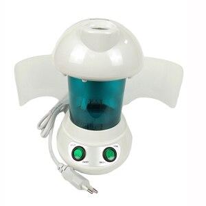Image 4 - Портативный паровой Озон vaporizador отпариватель для лица Уход за кожей лица расслабляющий увлажняющий косметический ароматизатор травяной отпаривание лица спа устройство