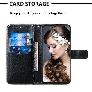 Image 5 - ラグジュアリーブリンブリン財布フリップ Pu レザーケース Xiaomi Redmi 7A K20 K20 プロユニコーン柄保護電話バッグカバー coque ギフト
