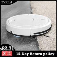 Robot aspirador inteligente para el hogar, barredora con aplicador, barrido, succión y fregona de 2000Pa, poco ruido, 2000mAH, para suelo de mascotas