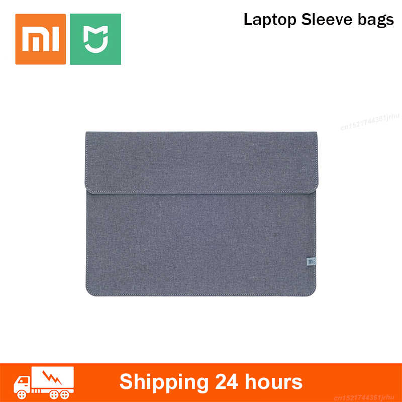 Oryginalny Xiaomi Air 13 pokrowiec na laptopa torby case 12.5 13.3 calowy notebook dla Macbook Air 11 12 cali Xiaomi notebook Air 12.5 cala
