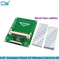 Tarjeta de memoria compacta Flash CF, 1,8