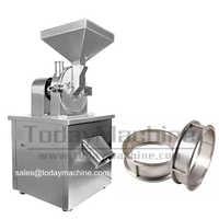 Trockenen Moringa Blatt Pulverisierer/Schleifen Maschine