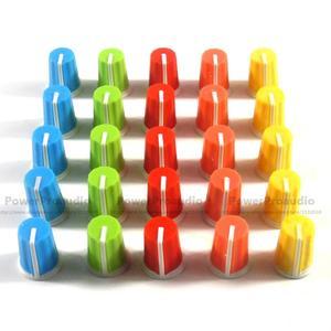 25PCS Replace EQ Rotary Knob For Pioneer DJ MIXER DJM djm-2000 900 850 750 700 800 DAA1176 DAA1305 colorful you can chose(China)