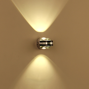 Image 3 - Đèn LED 6W Nhôm Đèn Đèn LED Nhà Đèn Đèn Tường Để Đầu Giường Phòng Khách Phòng Ngủ Đèn Treo Tường BL01 B