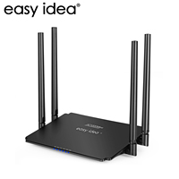 Wifi Router 1200Mbps Wireless Router wi fi 2.4G/5Ghz Wi fi Access Point WISP Mode High Speed Dual Band With Smart APP Control