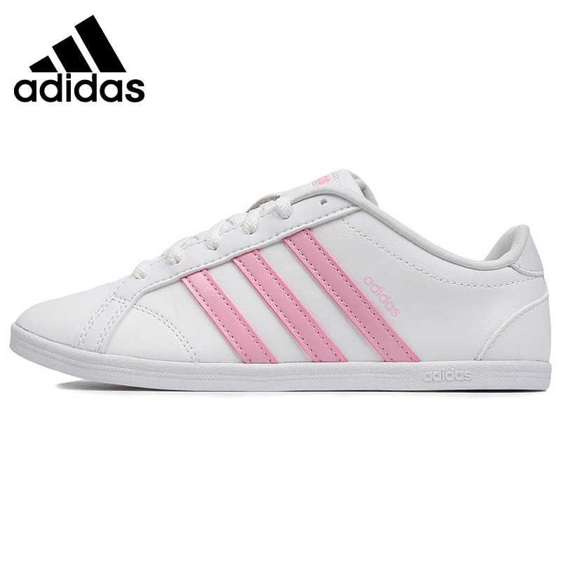 Zapatillas de Skateboarding originales para mujer Adidas NEO ...