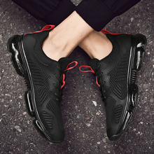BVNOBET High-End Soft Sole Men Sneakers New Arrival Mesh Upper Breathable Comfort Casual Shoes Baskets Homme Drop Shipping
