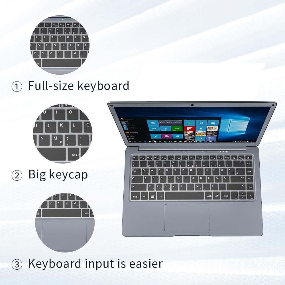 NEW Jumper EZbook X3 Notebook 8GB 128GB 13.3 inch 1920*1080 IPS Screen Intel N3450  Ultra  Slim laptop Win10  2.4G/5G WiFi-5