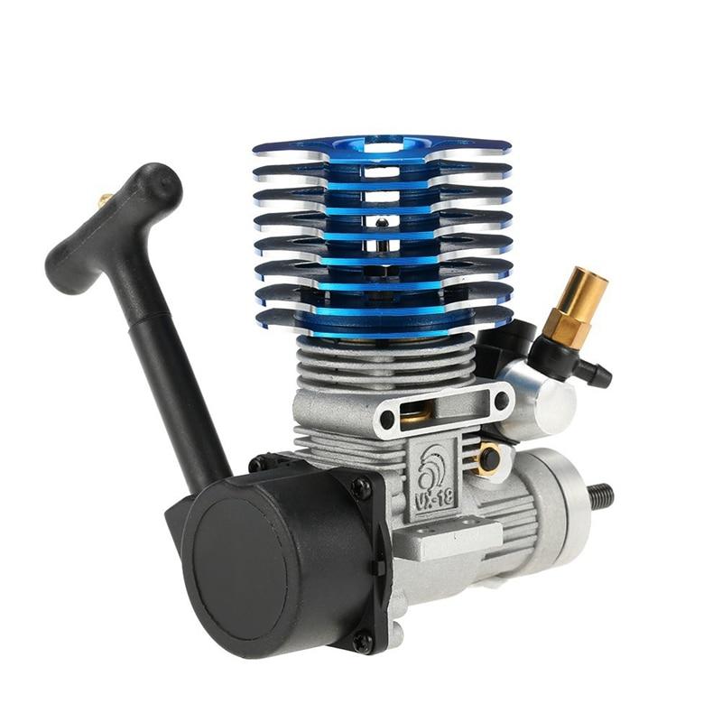 02060 For HSP Parts Spare Parts For 1/10 R/C Model Car Blue 18 Nitro Engine 2.74Cc 02060 RC Car Engine