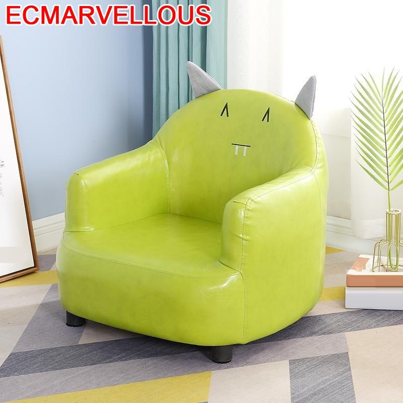 Cameretta Bimbi Small Pufy Do Siedzenia Canape Recamara Quarto Menina Infantil Children Baby Chambre Enfant Children's Sofa