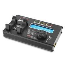 SKYRC Brushless מנוע LCD מנתח מנוע Tester SK 500020 עם LCD תצוגת מסך עבור RC רכב מנוע