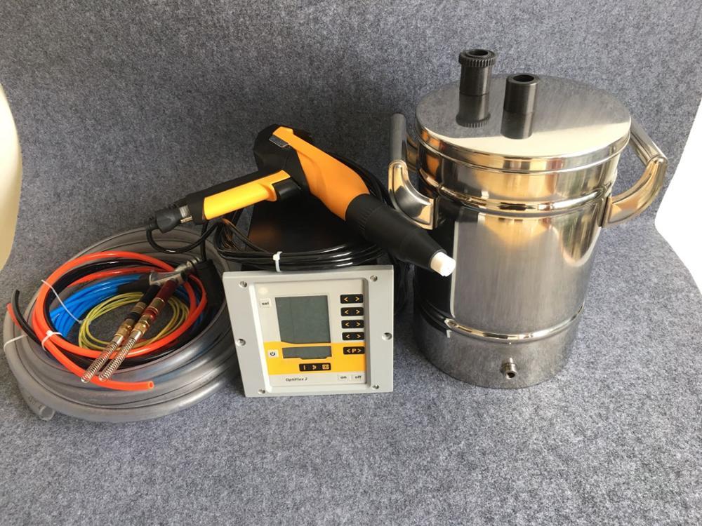 2020 New Electrostatic Portable Experiment Powder Coating Machine