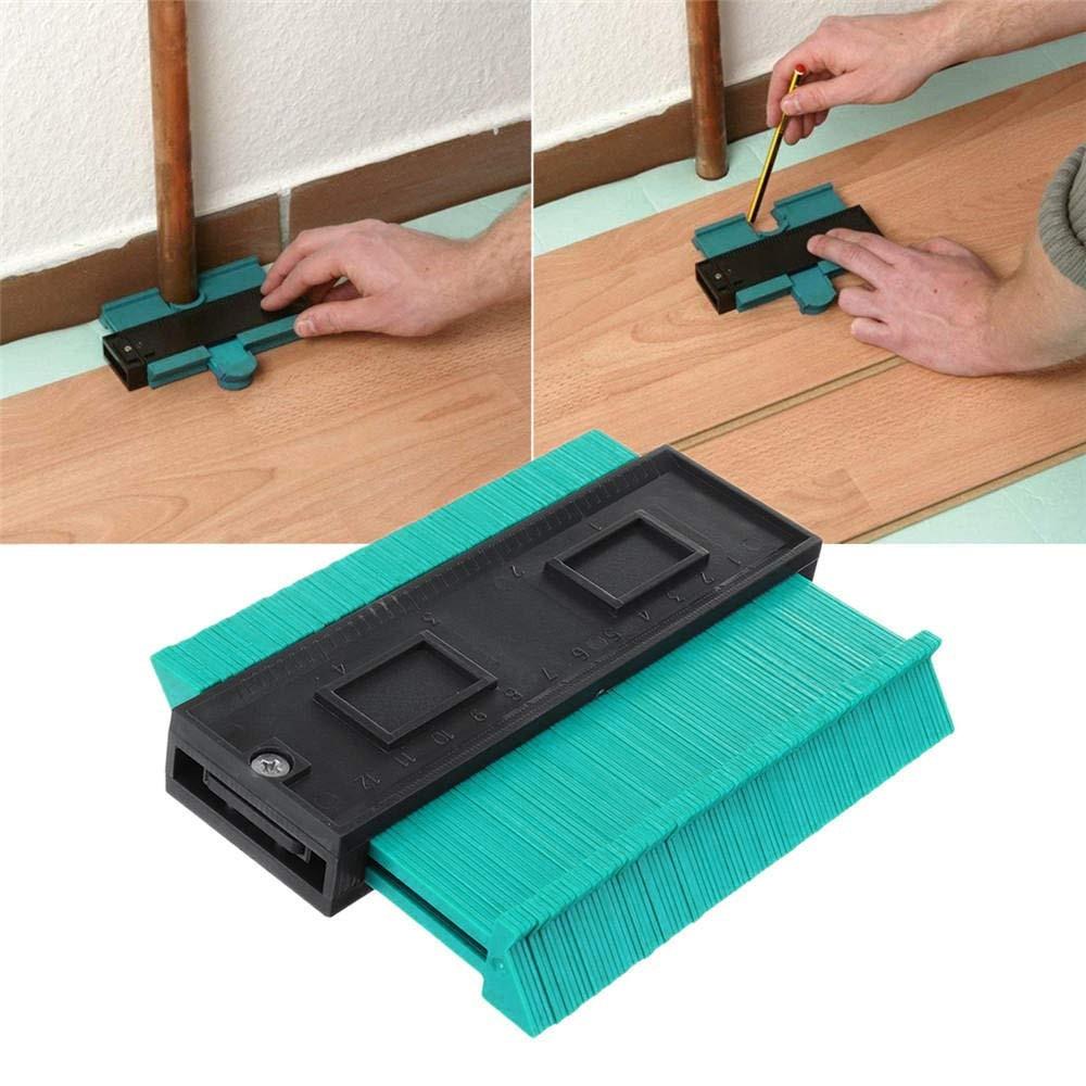 Household Contour Gauge ABS Copy Contour Gauges Standard Wood Marking Tool Tiling Laminate Tiles Measurent Tools #15