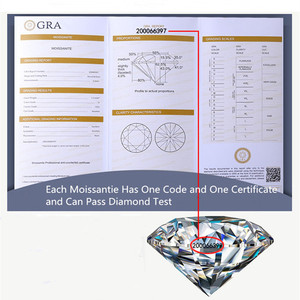Image 5 - Geoki Passed Diamond Test Moissanite 925 Sterling Silver Star Starlight Queen Ring Round Perfect Cut Wedding Gem Ring for Women