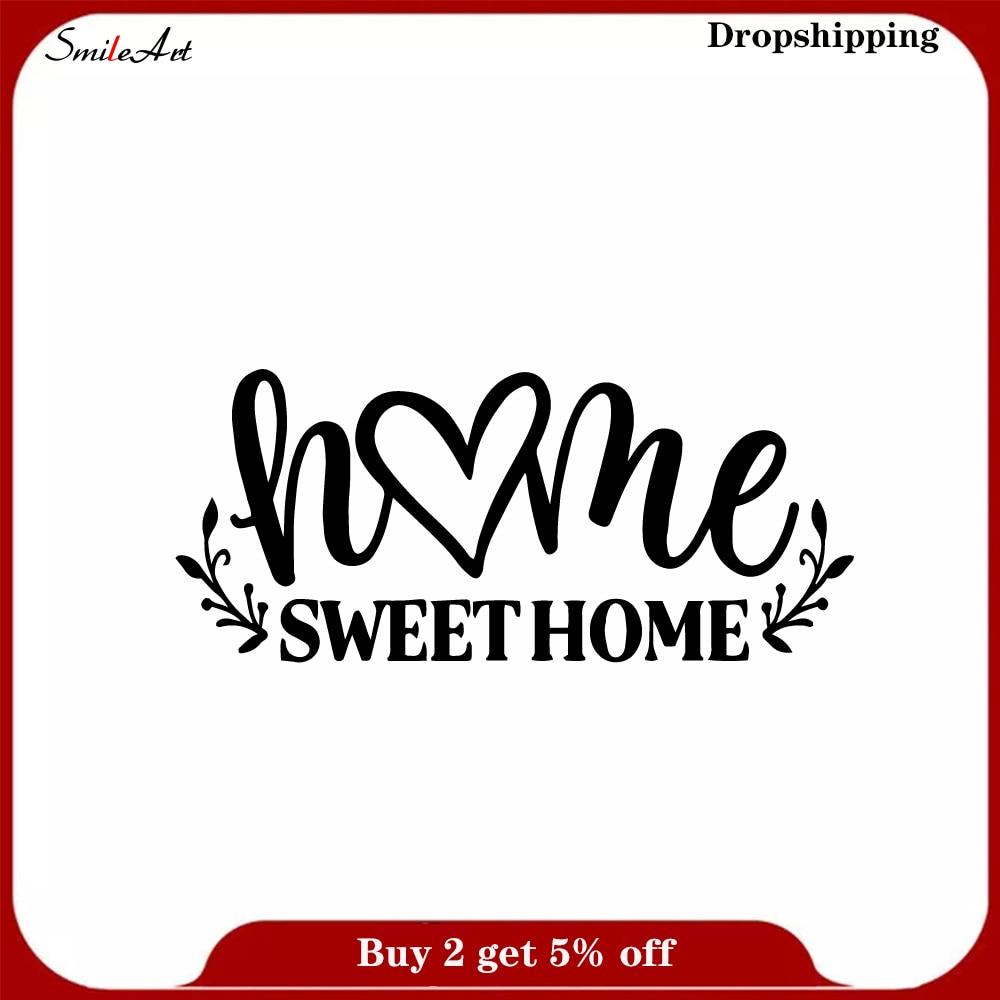 3D Interesting Text Sticker Waterproof Vinyl Wallpaper Home Decor Waterproof Wall Decals Home Decoration Accessories