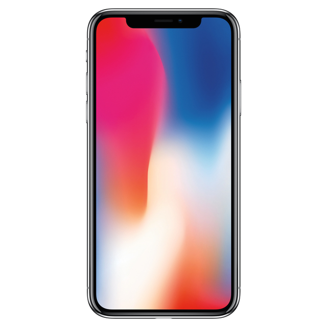 CN/RU Apple Used iPhone X With Face ID 64GB/256GB ROM 5.8'' Mobile Phone 3GB RAM 12MP Hexa Core iOS A11 Dual Back Camera 4G LTE 4
