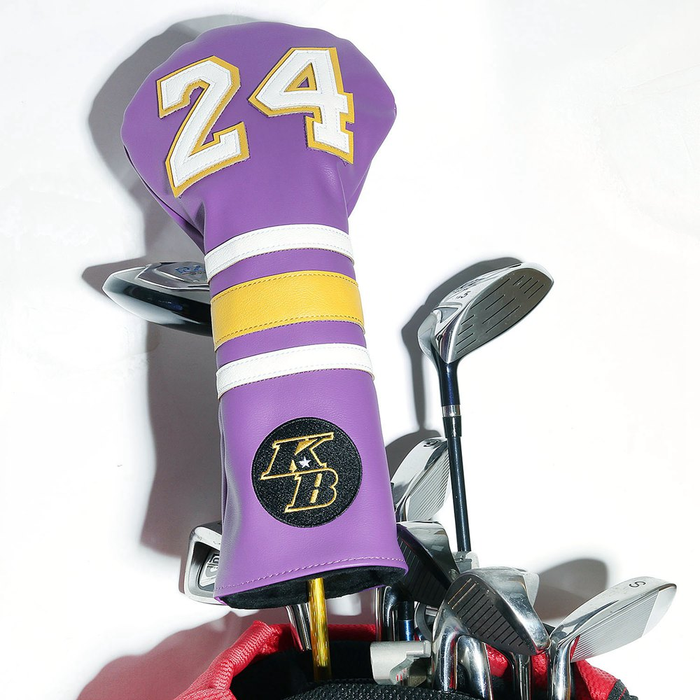New Basketball Legend Golf Head Covers 460CC Driver Cover Golf Clubs Set Headcovers For Men Women