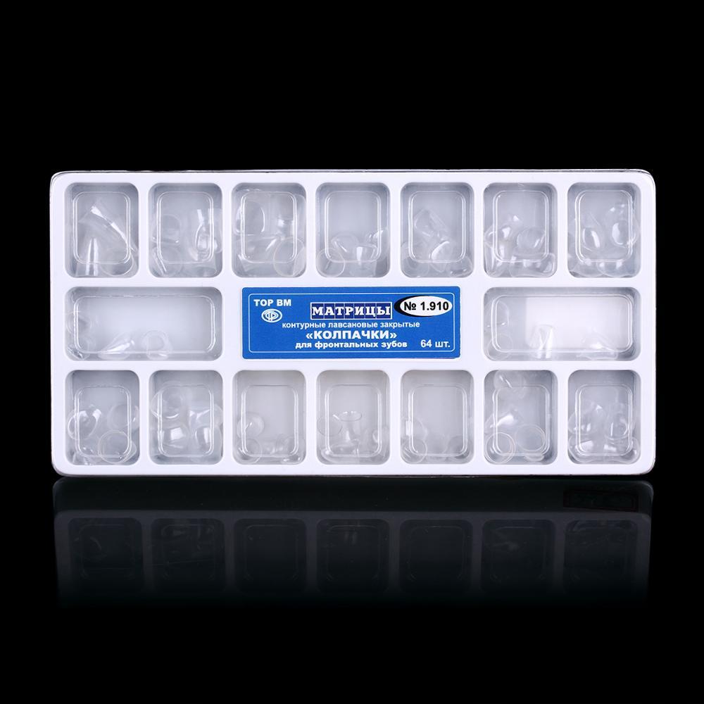 anterior coroas transparentes dental coroa temporaria transparente 04