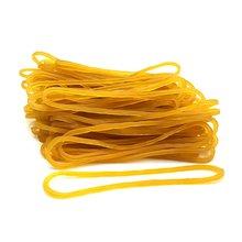 60 мм желтый цвет резинки канцелярские принадлежности кольцо